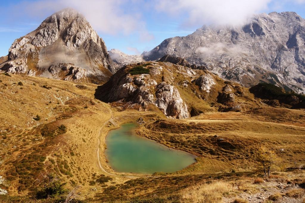 Lago Pera (FOTO: S. Famiani - diritti riservati)